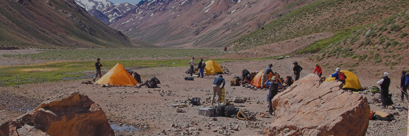 Packing for Aconcagua