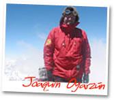 Guide Joaquin Oyarzun