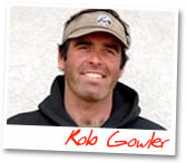 Guide Rob Gowler