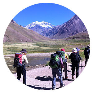 Aconcagua South Face Trek